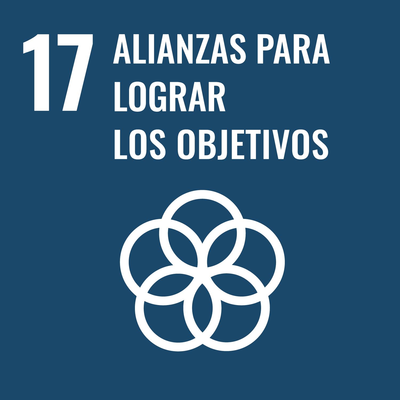 SDG 17 Alianzas para Lograr los Objetivos