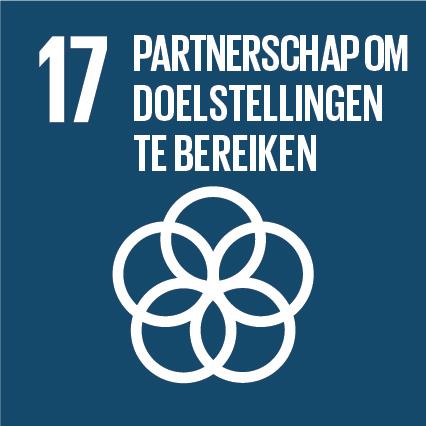 SDG 17 Duurzame partnerships om de doelstellingen te bereiken